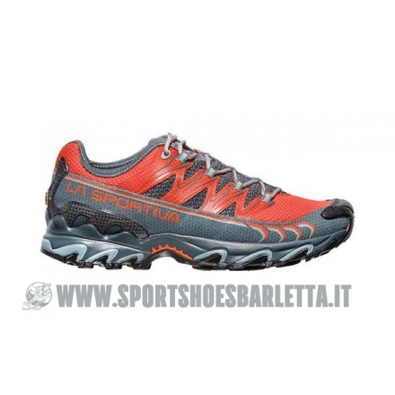 LA SPORTIVA ULTRA RAPTOR RED/GREY/BLACK