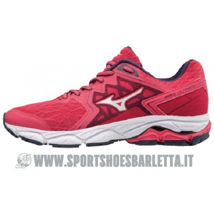 MIUNO WAVE ULTIMA 10 donna PINK/WHITE
