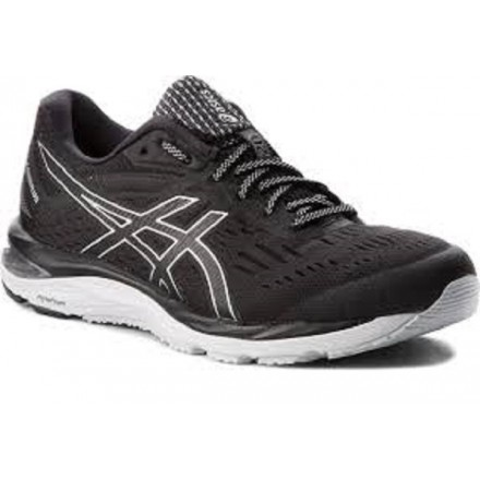 ASICS GEL CUMULUS 20 BLACK/WHITE