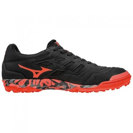 MIZUNO SALA CLASSIC 2 AS BLACK/CORAL
