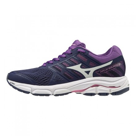 MIZUNO WAVE EQUATE 3 donna BLUE/VIOLET