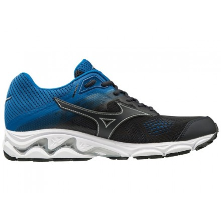 MIZUNO WAVE INSPIRE 15 GRAPHITE/BLUE
