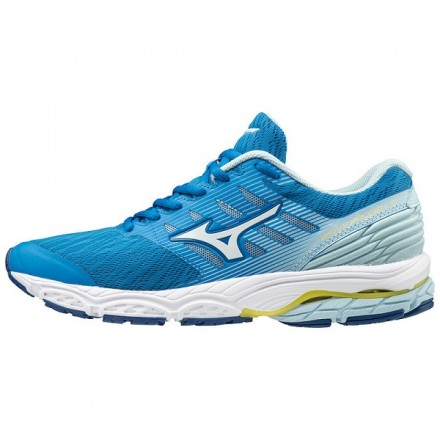 MIZUNO WAVE PRODIGY 2 donna BLUE-WHITE