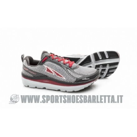 ALTRA RUNNING Paradigm 3.0 GREY/RED