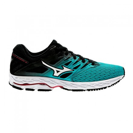 MIZUNO WAVE SHADOW 2 donnaTurquoise/Black