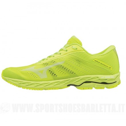 MIZUNO WAVE SHADOW 3 SAFETY YELLOW