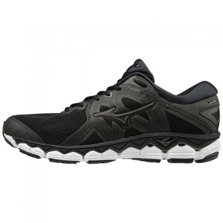 MIZUNO WAVE SKY 2 BLACK/BLACK