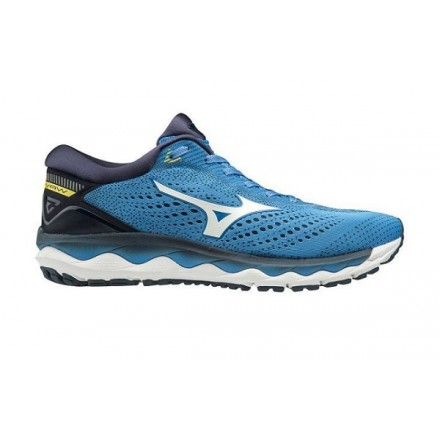 MIZUNO WAVE SKY 3 BLUE/WHITE