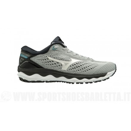 MIZUNO WAVE SKY 3 GREY/WHITE/BLUE