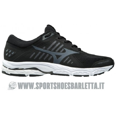 MIZUNO WAVE STREAM BLACK/BLUE/WHITE