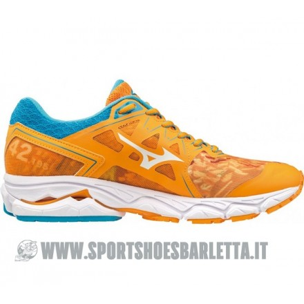 MIZUNO WAVE ULTIMA 10 donna AMSTERDAM ORANGE