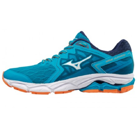 MIZUNO WAVE ULTIMA 10 donna OCEAN/WHITE