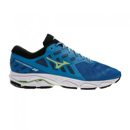 MIZUNO WAVE ULTIMA 11 BLUE/GREEN