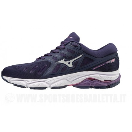 MIZUNO WAVE ULTIMA 11 PURPLE/BLUE