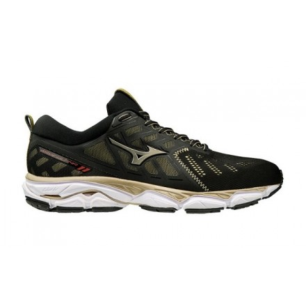 MIZUNO WAVE ULTIMA 11 UNISEX AMSTERDAM BLACK/GOLD/WHITE