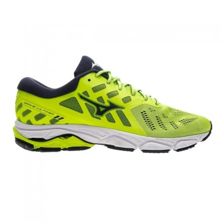 MIZUNO WAVE ULTIMA 11 YELLOW/BLACK