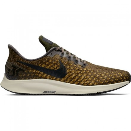 NIKE AIR ZOOM PEGASUS 35 GOLD/BLACK