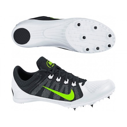 Nike Zoom Rival MD 7 Unisex (WHITE/BLACK/GREEN)
