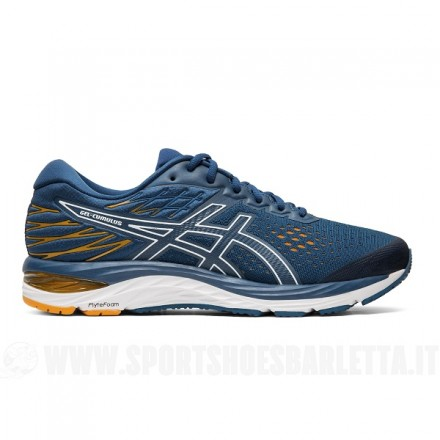 ASICS GEL CUMULUS 21 BLUE/WHITE
