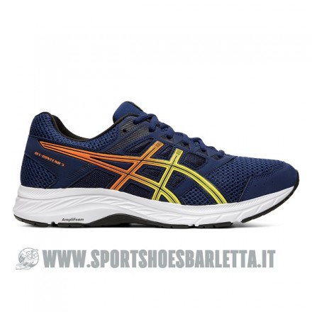 ASICS GEL CONTEND 5 BLUE/YELLOW