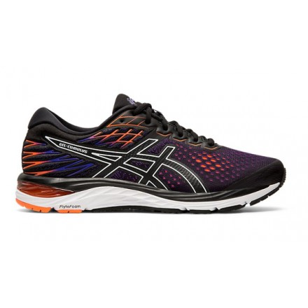 ASICS GEL CUMULUS 21 BLACK/FLASH/CORAL