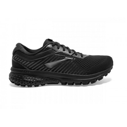 BROOKS GHOST 12 BLACK/GREY