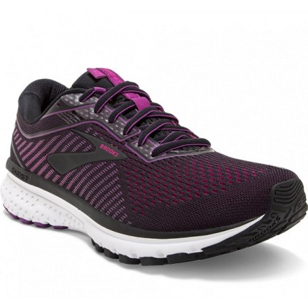 BROOKS GHOST 12 donna BLACK/PINK