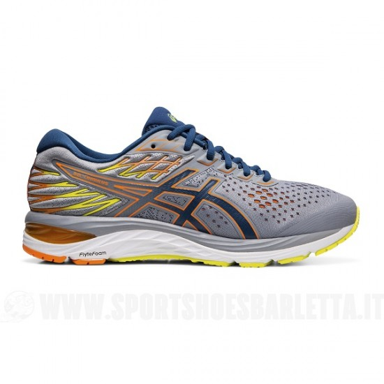 ASICS GEL CUMULUS 21 Sheet Rock/Mako Blue