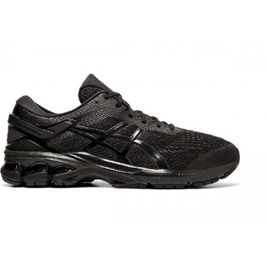 ASICS GEL KAYANO 26 BLACK/BLACK
