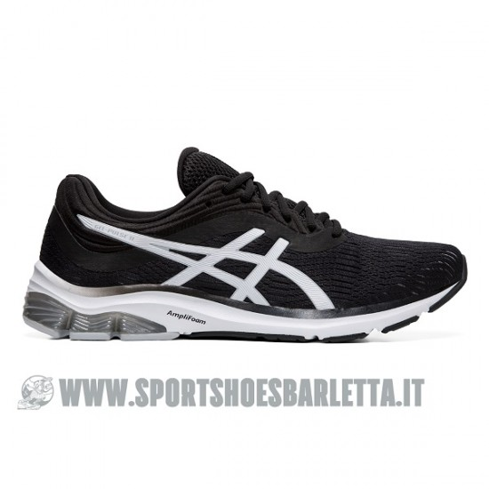ASICS GEL PULSE 11 BLACK/WHITE