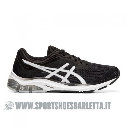 ASICS GEL PULSE 11 donna BLACK/WHITE