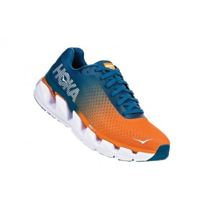 HOKA ONE ONE ELEVON Blue/Bright Marigold