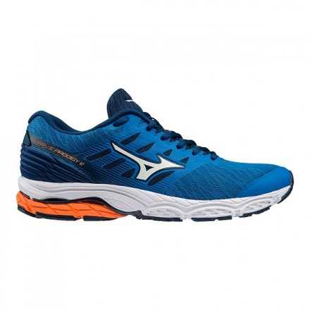 MIZUNO PRODIGY 2 BLUE/WHITE/ORANGE