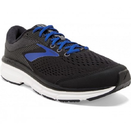 BROOKS DYAD 10 BLACK/EBONY/BLUE