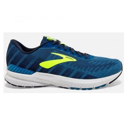 BROOKS RAVENNA 10 BLUE/NAVY/NIGHTLIFE
