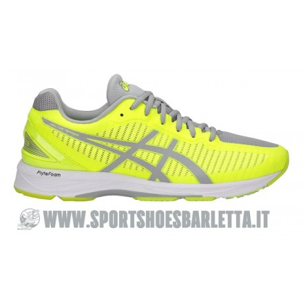 ASICS GEL DS TRAINER 23 YELLOW/GREY/WHITE
