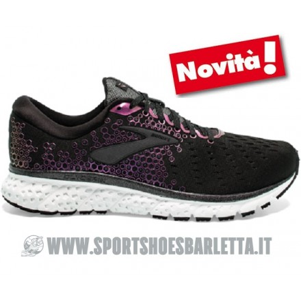 BROOKS GLYCERIN 17 donna LIMITED EDITION BLACK/IRIDESCENT