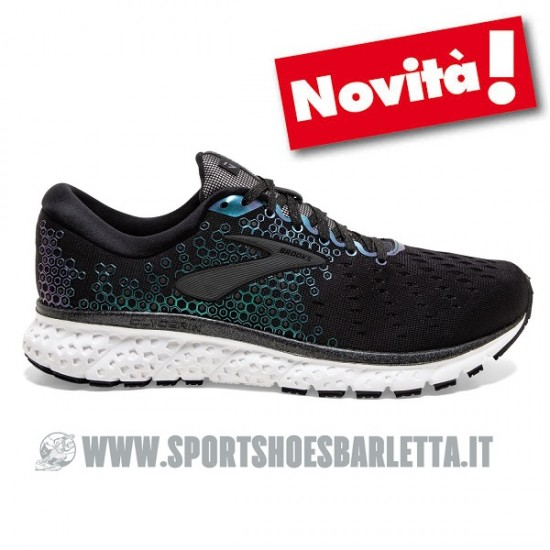 BROOKS GLYCERIN 17 LE Reflective BLACK/IRIDESCENT