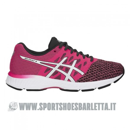 ASICS GEL OBERON 10 donna (PINK GLOW/SILVER/LIVING CORAL)