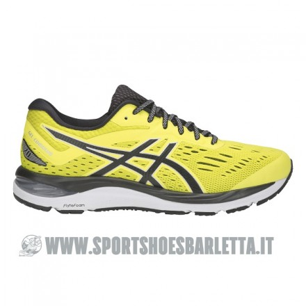 ASICS GEL CUMULUS 20 LEMON/BLACK