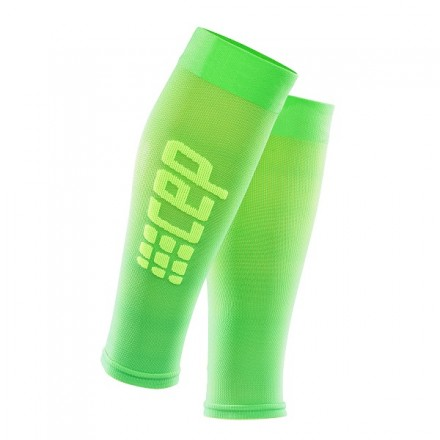 CEP PRO-ULTRALIGHT CALF SLEEVES donna VIPER/GREEN