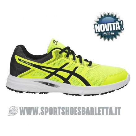 ASICS GEL EXCITE 5 FLASH YELLOW/BLACK