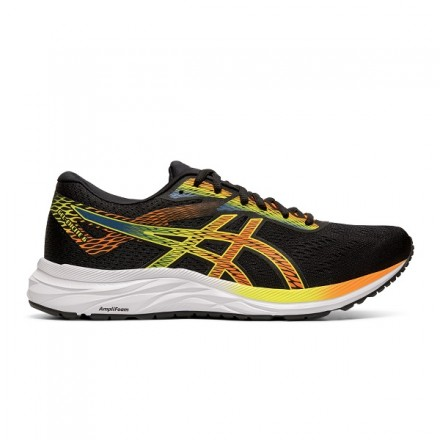 ASICS GEL EXCITE 6 BLACK/ORANGE