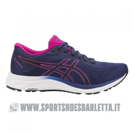 ASICS GEL EXCITE 6 donna BLUE/PINK