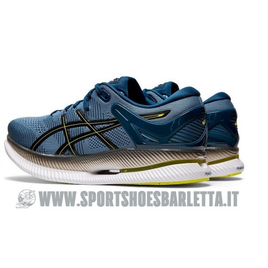 NIKE ZOOM RIVAL D 9 BLUE