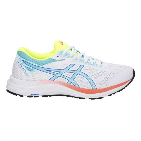 ASICS GEL EXCITE 6 SP donna WHITE/ICE MINT