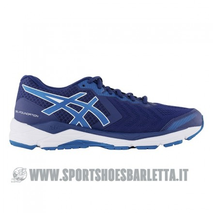 Asics Gel Pulse 7 WHITE/BLACK/BLUE