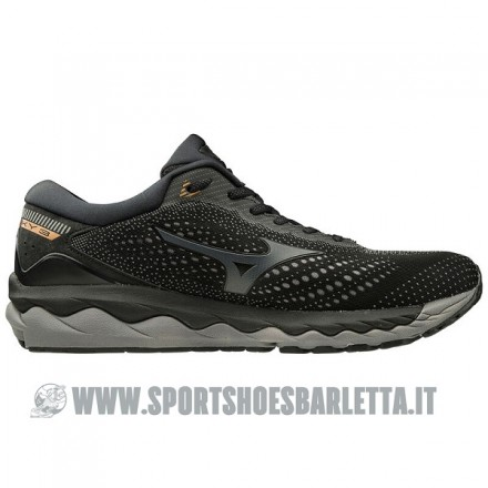MIZUNO WAVE SKY 3 BLACK/DARK