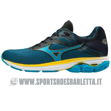 MIZUNO WAVE RIDER 23 BLUE/BLACK