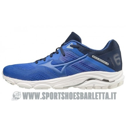MIZUNO WAVE INSPIRE 16 donna BLUE/WHITE